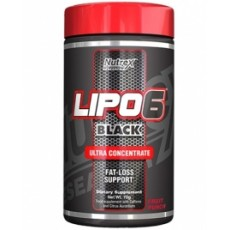 Lipo 6 Black Ultra Concentrate (70 грамм)