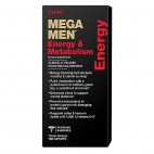 Mega Men Energy & Metabolism (90 капсул)