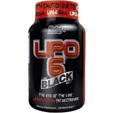 LIPO-6 Black (120 капсул)