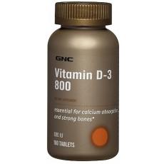 Vitamin D-3  (100 таблеток)