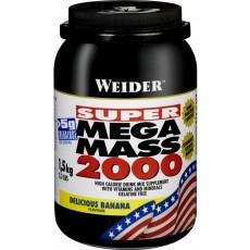 MEGA MASS 2000 (1 кг 500 грамм)