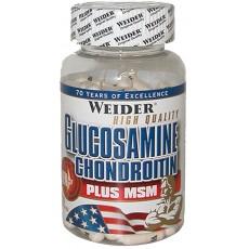 Glucosamine / Chondroitin /  MSM (120 таблеток)