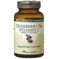 Клюква + витамин C (60 капсул)