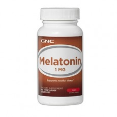 Melatonin 1 mg (120 капсул)