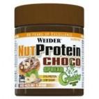 Nut whey protein choco