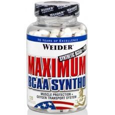 MAXIMUM BCAA (120 капсул)